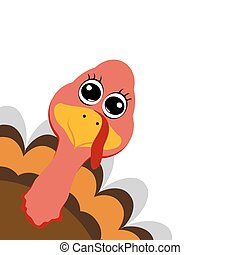Funny turkey Vector Clip Art Royalty Free. 4,190 Funny ...