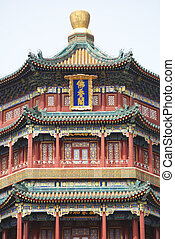 Fuo Xiang Ge (Pavilion of the Fragrance of Buddha) in The Summer Palace