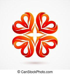 fuoco, logotipo