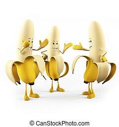 furcsa, banán