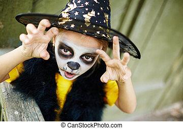 fureur, halloween
