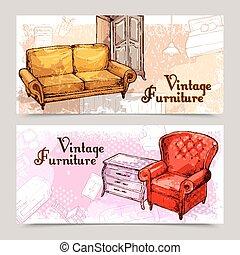 Furniture Banner Set