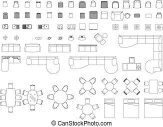 Furniture blocks  - Furniture blocks
