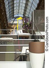 Furniture, design exposition in Milan
