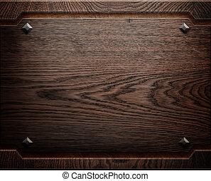 furniture), holz, hintergrund, beschaffenheit, (antique