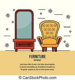 Furniture home interior
