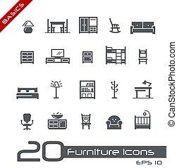 Furniture Icons // Basics