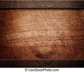 furniture), madeira, fundo, textura, (antique
