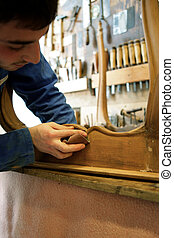 Furniture maker
