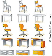 Furniture set - home items