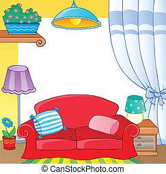 Furniture theme frame 1