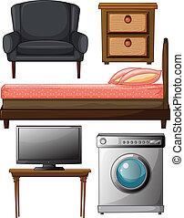 furnitures, útil