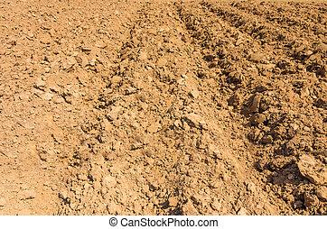Furrow plow
