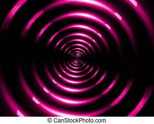 fusée objectif, anneau, couleur