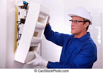 fusebox, eletricista