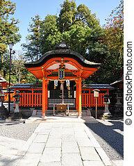 Fushimi Inari Shrine, Kyoto, Japan - Fushimi Inari Shrine in...