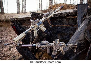 arm e ops carbine nous coutume m4a1 assaut construire spec reciever sup rieur. Black Bedroom Furniture Sets. Home Design Ideas