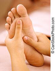 fuss- massage