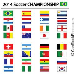 futball, bajnokság, 2014