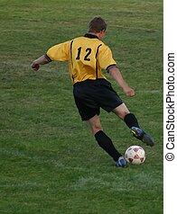 futball, belerúg