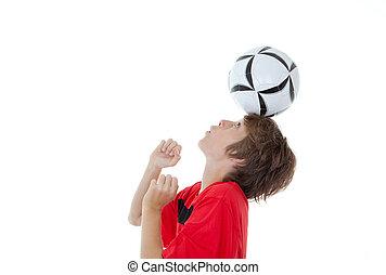futball foci, ügyesség