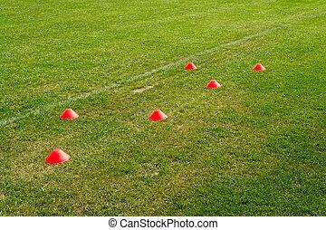 futball foci, képzés