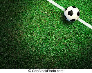 futball foci, mező, -ban, stadion