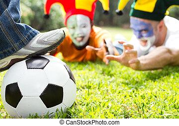 futball, holigánok