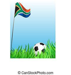 futball, játszótér, világbajnokság, téma