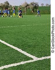 futball kíséret