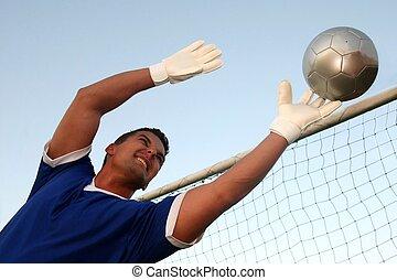 futball, kapus