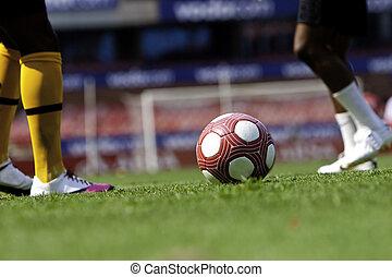 futball, láz