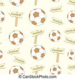 futball, seamless, shooters