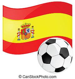 futball, spanyolország