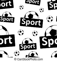 futball, sport, seamless