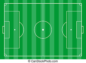 futball terep, from fenti