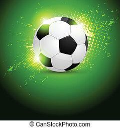 futball, tervezés, labda