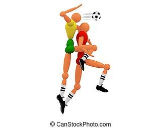 futball, v3