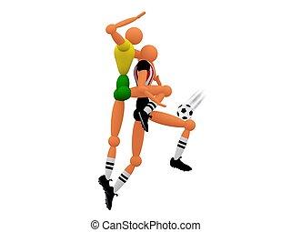 futball, v5