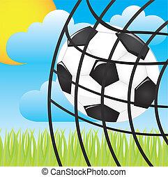futball, vektor