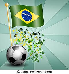 futball, világbajnokság, 2014, alatt, brazília