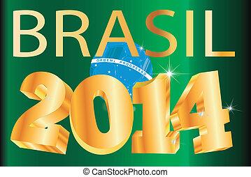 futball, wm, brazília, 2014