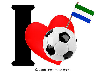 futbol, amor, pelota