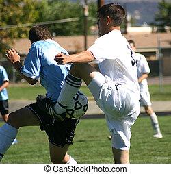 futbol, patada