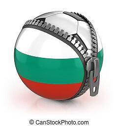 futebol, bulgária, nação