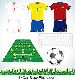 futebol, jogo