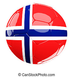 futebol, noruega, bola