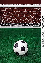 futebol, relvar