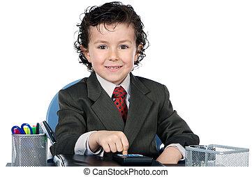 future businessman