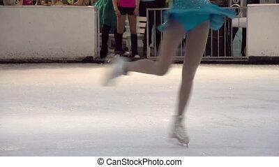 Future Champion - Young skater solo program